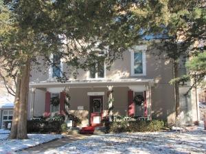 223 Park Avenue, Evans House