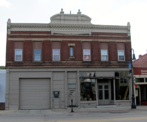 801 S. Main- Lacy Block, Fire Station 1
