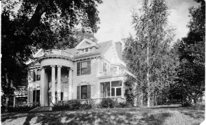 The Jennings House 1900's.